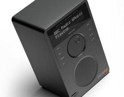 Revo Pico Radiostation