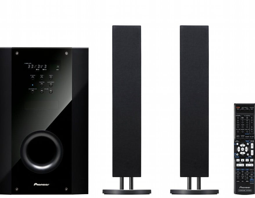 Pioneer HTP-FS500