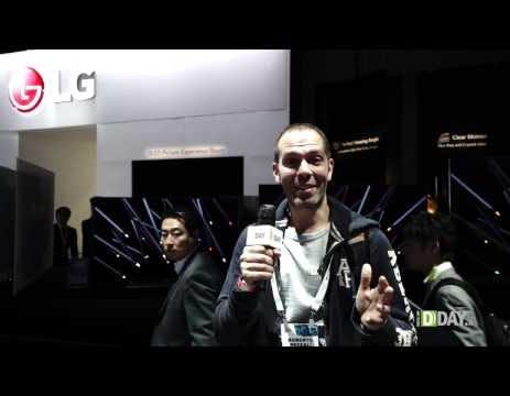 Tutti gli OLED di LG al CES 2015