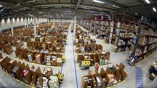 Uno sguardo a 360 gradi alla logistica di Amazon