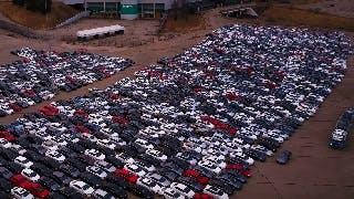 Ecco dove sono finite le Volkswagen del Dieselgate