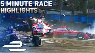 Formula E adrenalinica in Messico, ecco gli highlights della gara