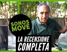 La video recensione di Sonos Move