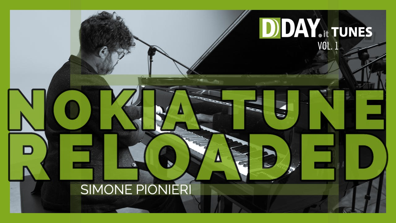 DDAY Tunes vol. 1: Nokia Tune Reloaded