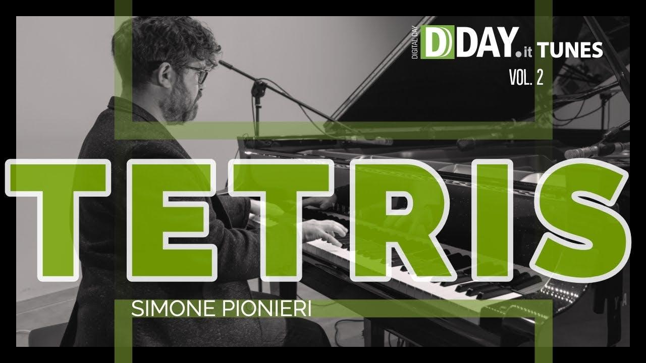 DDAY Tunes vol. 2 - TETRIS - Simone Pionieri